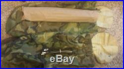 USGI DIAMOND COYOTE WOODLAND/TAN TENT COMBAT 2 PERSON military unissued
