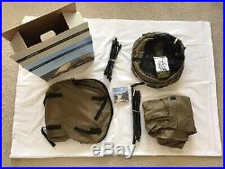 USMC/Army Catoma Enhanced Bed Net Sys. Comp. WithTent, pole, stakes &rain Fly New