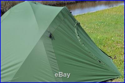 USMC EUREKA 2 Man Combat Tent Green and Tan