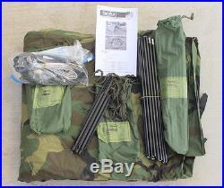 USMC one person combat tent military army Eureka TCOP Diamond US marine ics 2000
