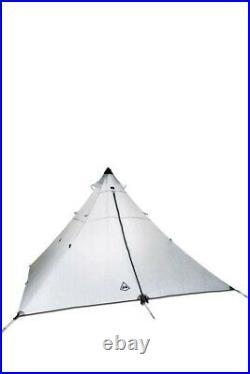 Used Once Waterproof Hyperlite Mountain Gear Ultamid 4 White Tent & Insert