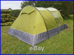 Vango Woburn 500 Deluxe 5 person family tent