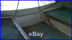 Vintage 1969 Sears Appleby Tent Trailer GREAT FIND
