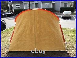 Vintage Coleman ODYSSEY I Tent 9X7- Canvas Division- Bill Moss Design