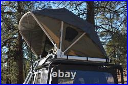 Voyager Pop Up Roof Top Camping Tent with Ladder fits Wrangler Minivan SUV Truck