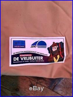 Vrijbuiter Arend (Eagle) Dutch Canvas Tent with Inner Tent