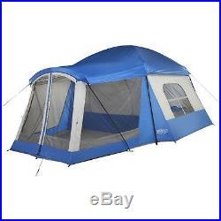 Wenzel Klondike 8 Person Tent Blue 36424B