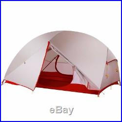 WolfWise 2 Person Camping Tent Ultralight Professional Hiking Backpacking Tent