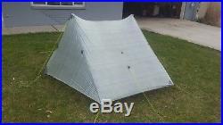 Zpacks Duplex Tent/Shelter Cuban Fiber 2 Person Zpacks Zpackz